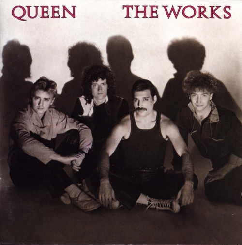 Queen Works Album Cover