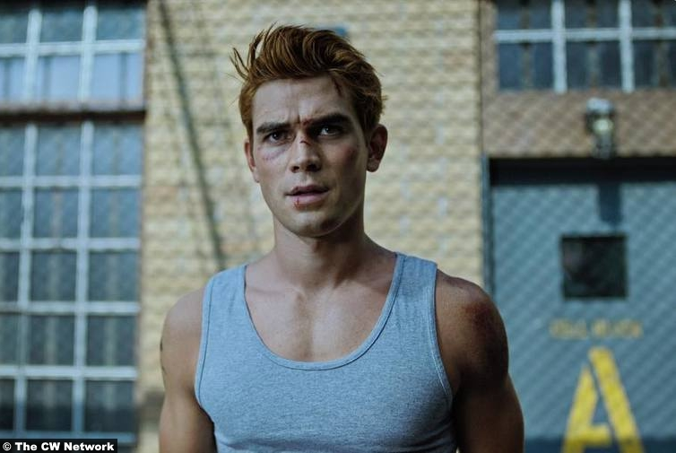 Riverdale S03e03 Kj Apa Archie Andrews