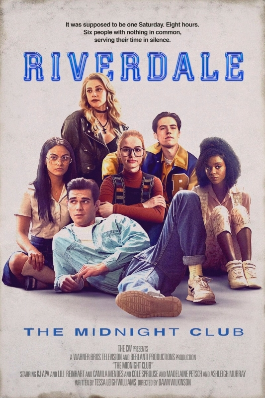 Riverdale S03e04 Midnight Club Poster