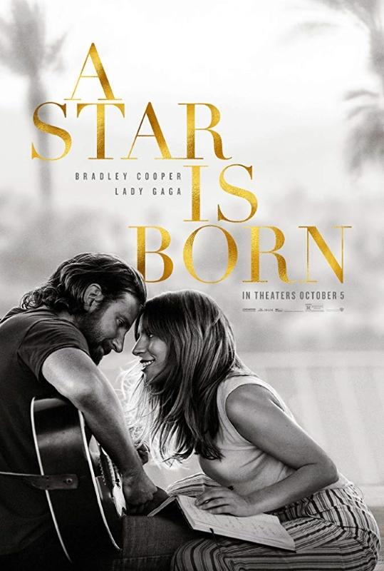 Star Born 2018 Poster