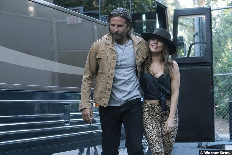 Star Born Bradley Cooper Lady Gaga 2