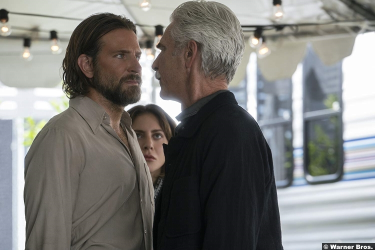 Star Born Bradley Cooper Lady Gaga Sam Elliot
