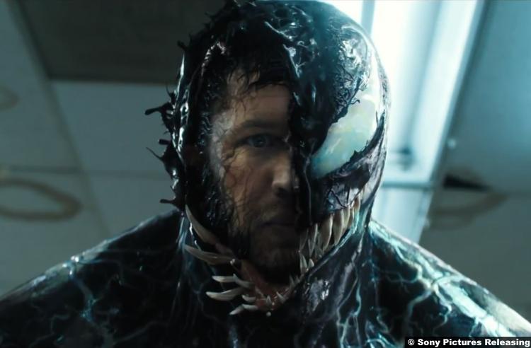 Venom Tom Hardy 2