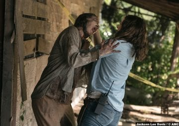Walking Dead S09e03 Maggie Greene Lauren Cohan