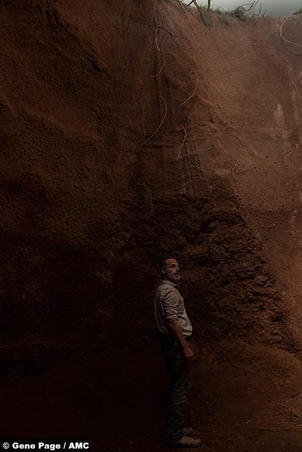 Walking Dead S09e04 Andrew Lincoln Rick Grimes