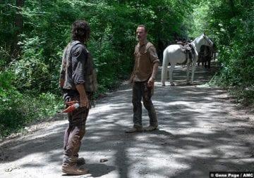 Walking Dead S09e04 Rick Grimes Daryl Dixon 2