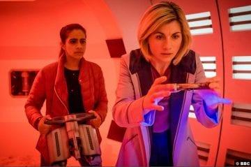 Doctor Who S011e05 Yasmin Mandip Gill Jodie Whittaker