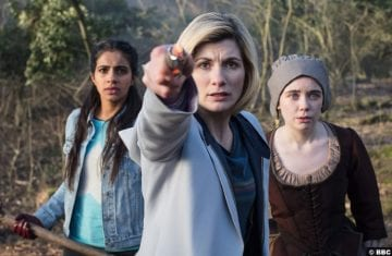 Doctor Who S011e08 Yasmin Mandip Gill Jodie Whittaker Tilly Steele Willa Twiston