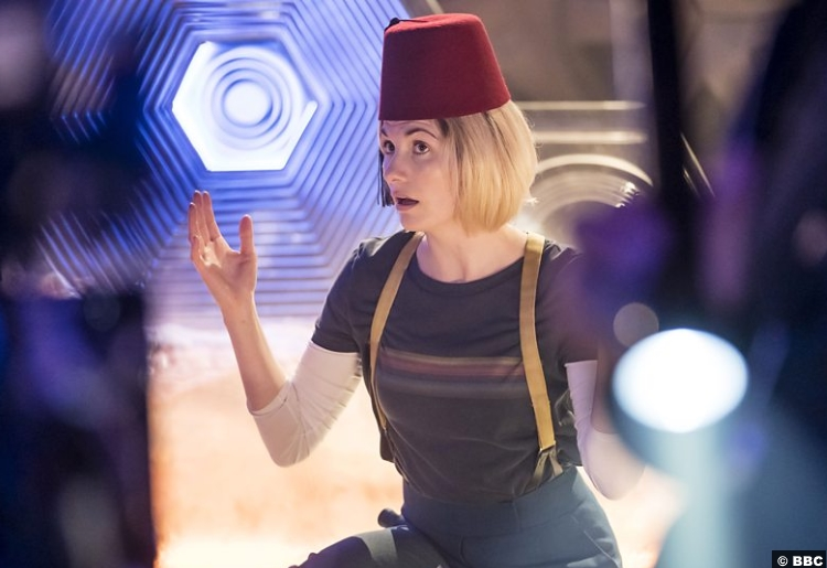 Doctor Who S11e07 Jodie Whittaker