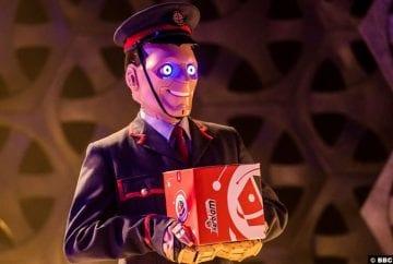 Doctor Who S11e07 Kerblam Robot