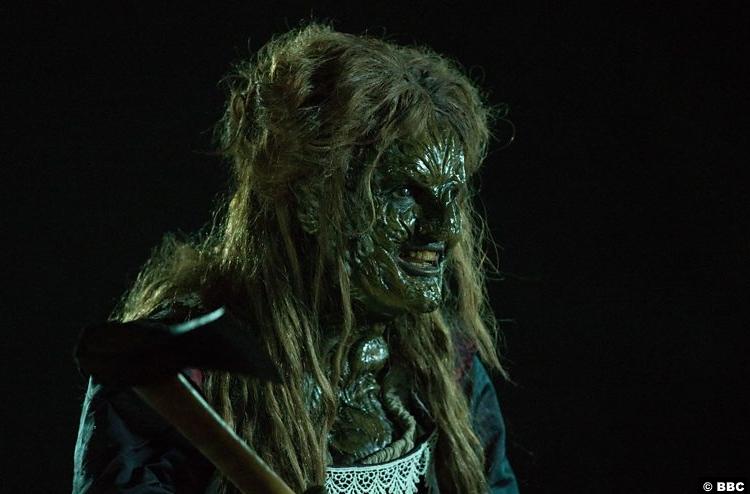 Doctor Who S11e08 Siobhan Finneran Becka Savage Morax