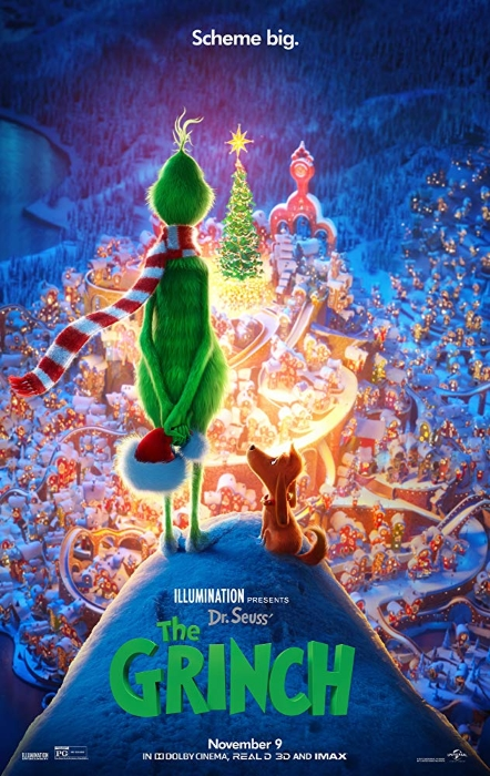 Grinch 2018 Poster