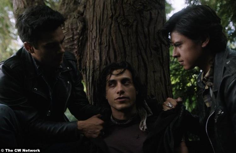 Riverdale S03e06 Serpents