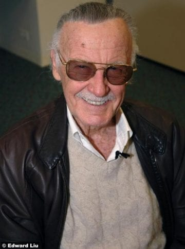 Stan Lee 2007