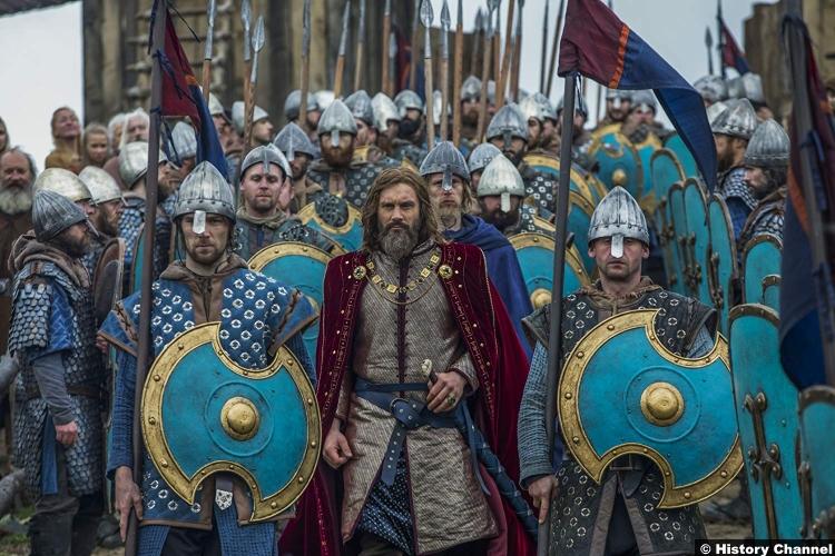 Vikings S05e11 Clive Standen Rollo 2