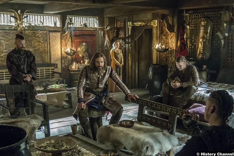 Vikings S05e11 Clive Standen Rollo 3