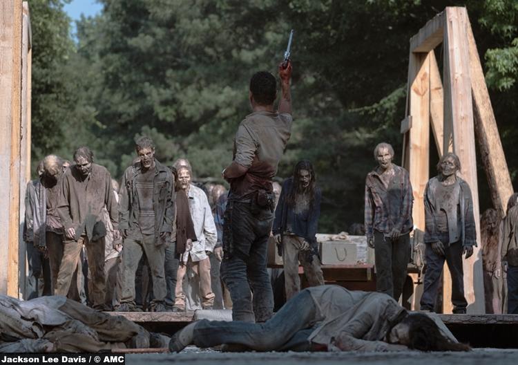 Walking Dead S09e05 Andrew Lincoln Rick Grimes