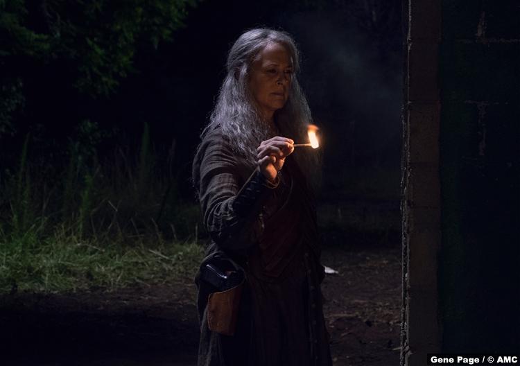 Walking Dead S09e06 Carol Peletier Melissa Mcbride