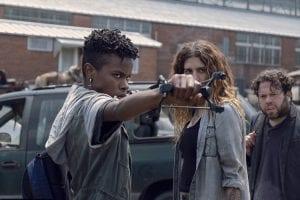 Walking Dead S09e07 Kelly Angel Theory Magna Nadia Hilker Luke Dan Fogler