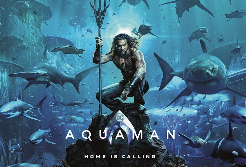 REVIEW: Aquaman is a shockingly great time