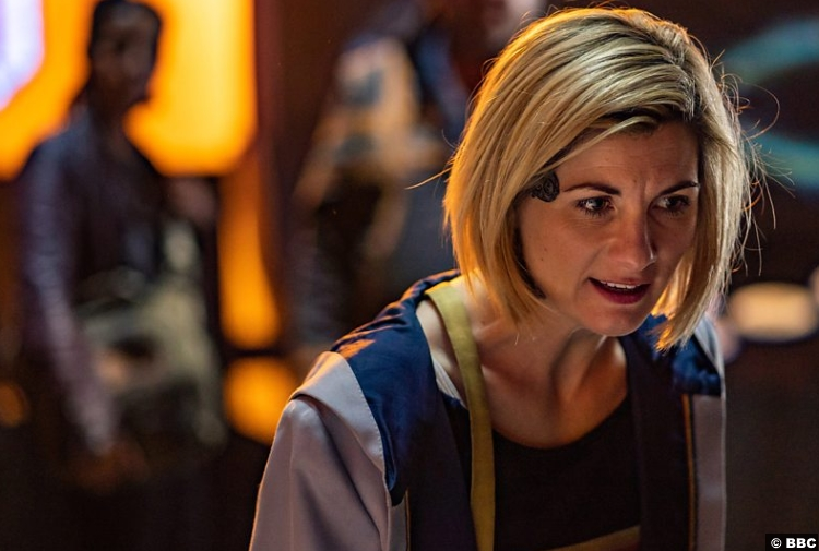 Doctor Who S11e10 Jodie Whittaker