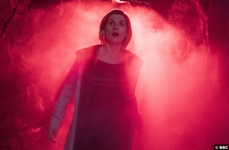 Doctor Who S11e9 Jodie Whittaker