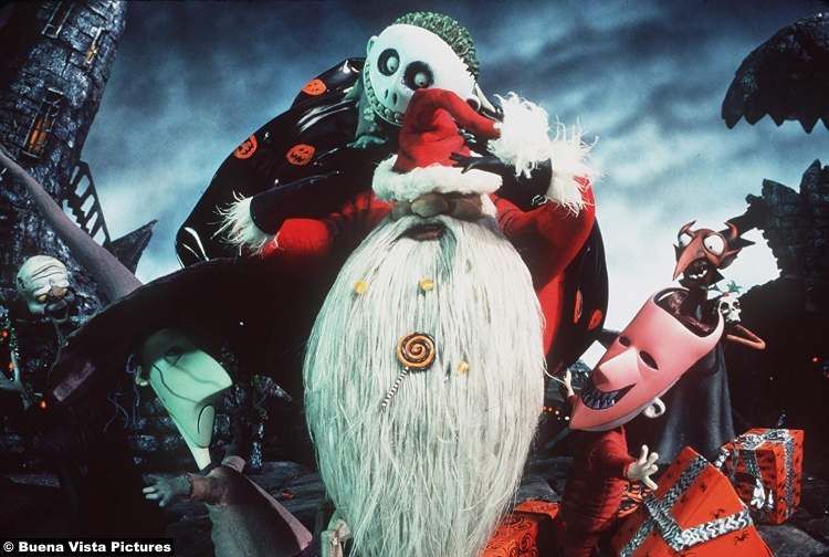 Nightmare Before Christmas 1993 1