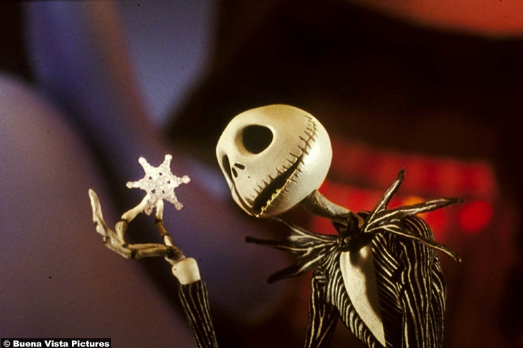Nightmare Before Christmas 1993 2
