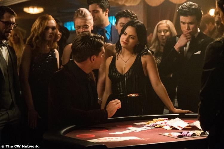 Riverdale S03e07 Camila Mendes Veronica