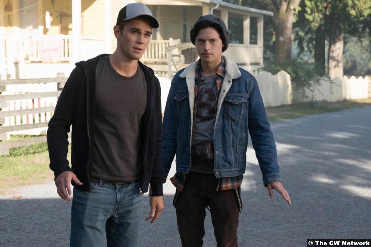 Riverdale S03e07 Cole Sprouse Kj Apa Jughead Archie