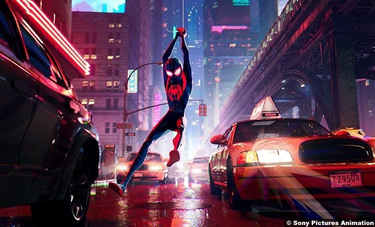 Spider Man Spider Verse 1