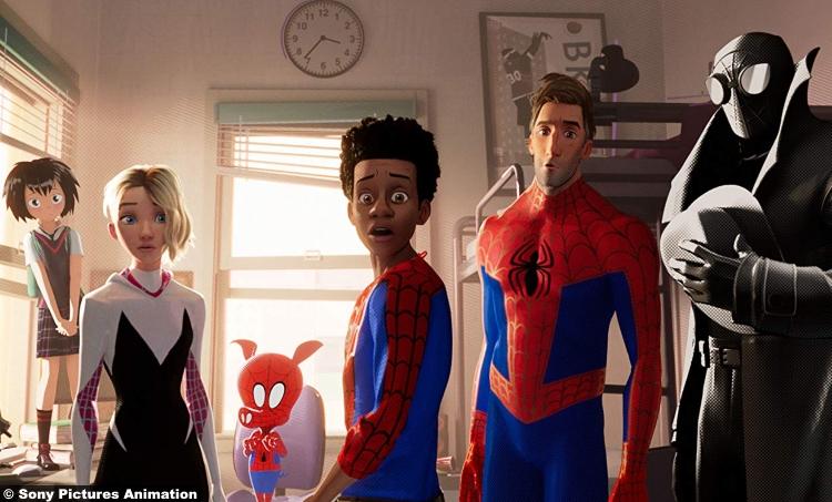Spider Man Spider Verse 2