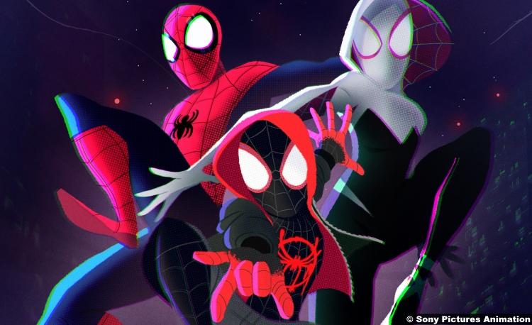 Spider Man Spider Verse 3
