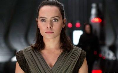 Star Wars Last Jedi Daisy Ridley Rey 5