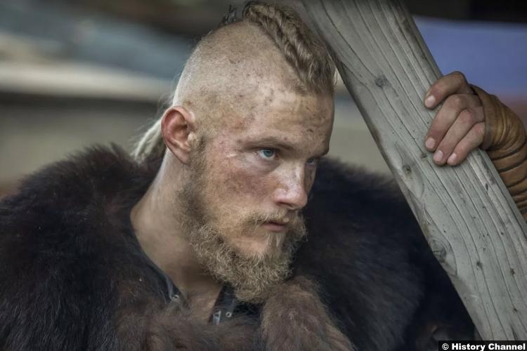 Vikings S05e12 Alexander Ludwig Bjorn