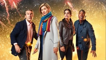 Doctor Who New Years Day 2019