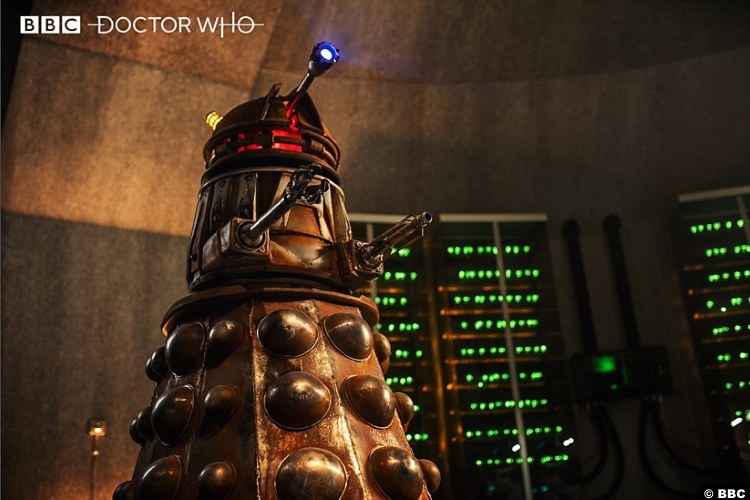 Doctor Who S11e11 Dalek New Years Day 2019
