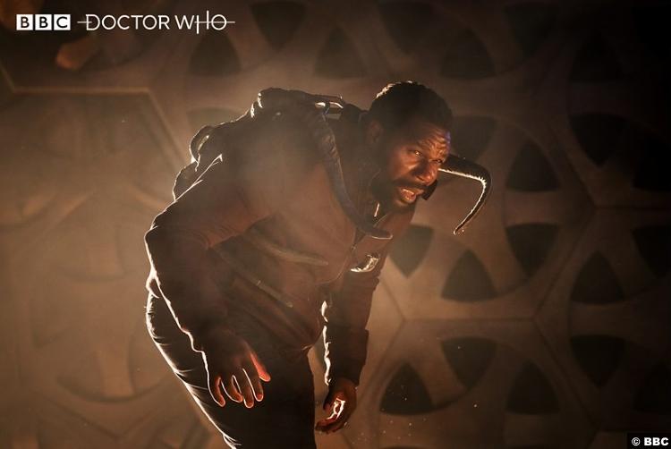 Doctor Who S11e11 Daniel Adegboyega Aaron