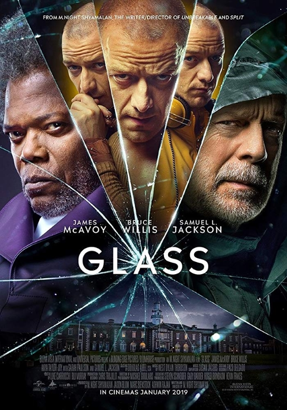 Glass 2019 Poster