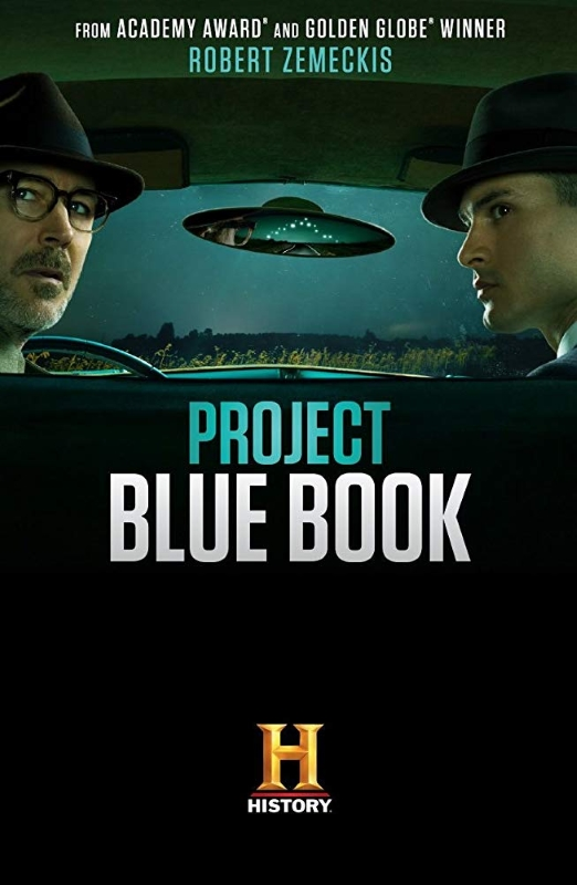 Project Blue Book Poster 2