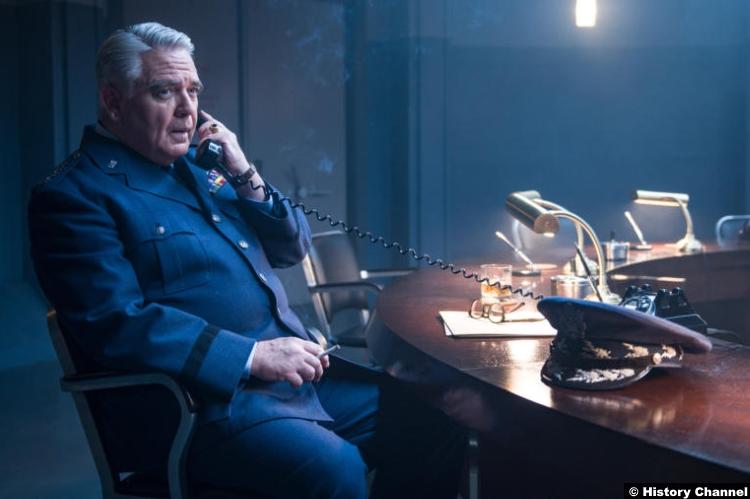 Project Blue Book S01e02 Michael Harney General Hugh Valentine