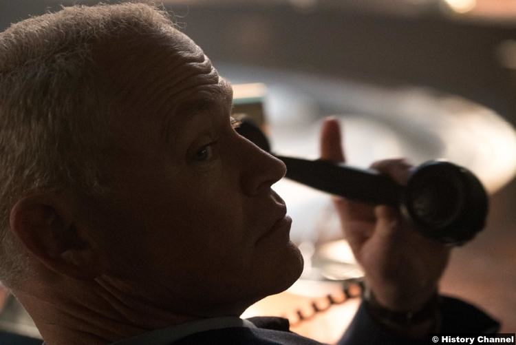 Project Blue Book S01e03 Neal Mcdonough General James Harding