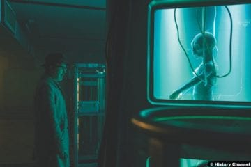 Project Blue Book S01e04 Aiden Gillen Dr Allen Hynek
