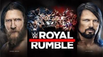 Royal Rumble 2019 Poster 2