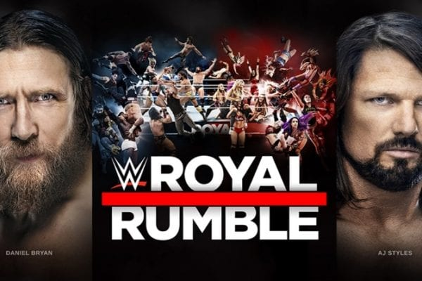 Royal Rumble 2019 Poster 2