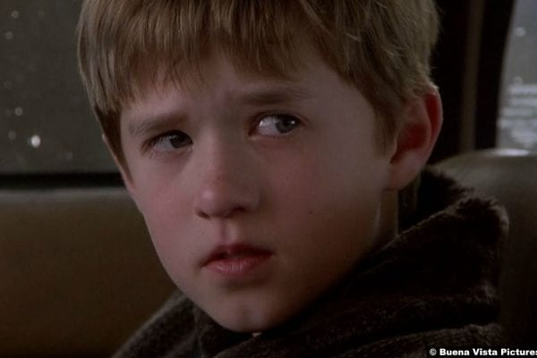 Sixth Sense Haley Joel Osment 2