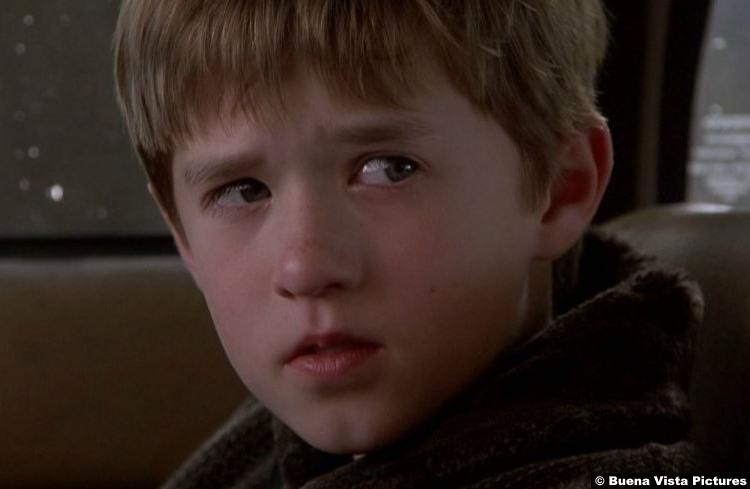 Sixth Sense Haley Joel Osment 2