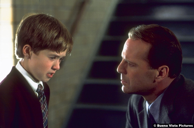 Sixth Sense Haley Joel Osment Cole Sear Bruce Willis Malcolm Crowe