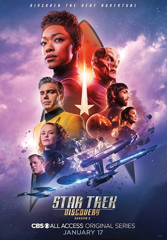 Star Trek Discovery S2 Poster