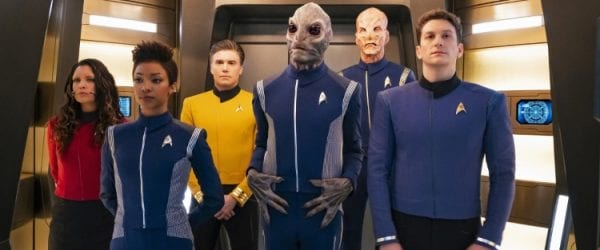 Star Trek Discovery S2 Team
